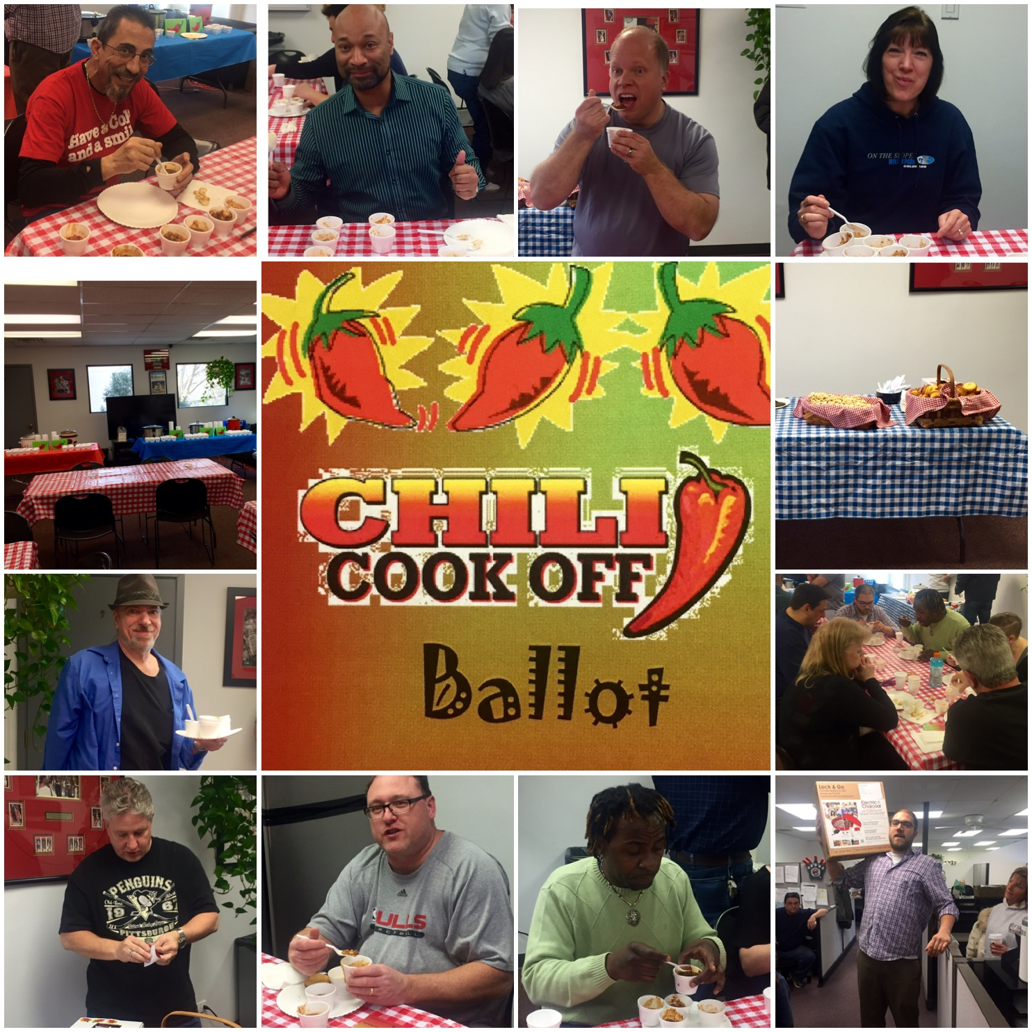 Chili Cook Off 2016